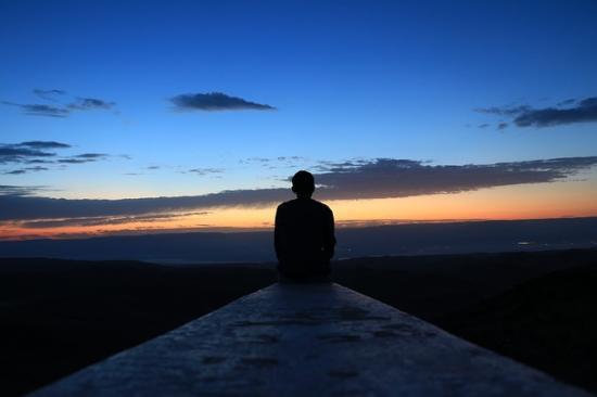 self reflection path God