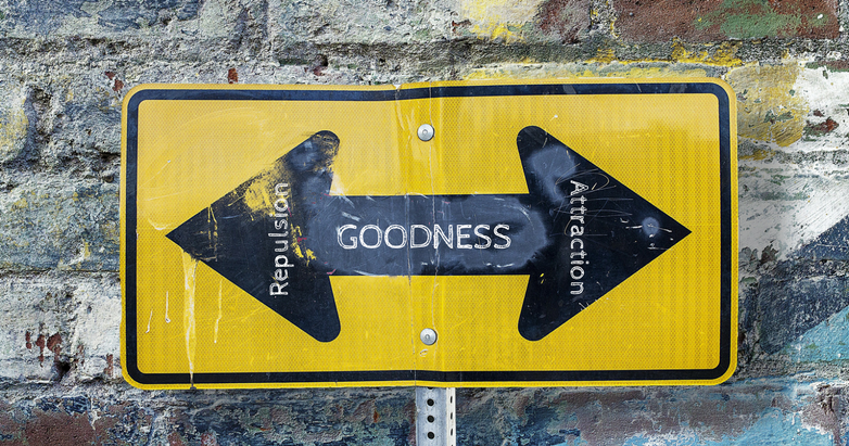 Two Ways to Cultivate Goodness NEW