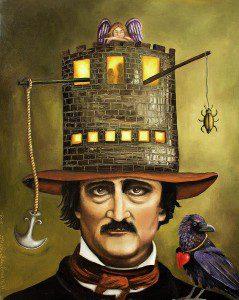 Enter Edgar Allan Poe