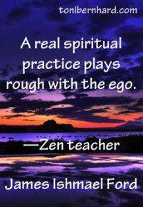 A Real Spiritual Practice