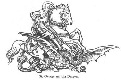 george & the dragon