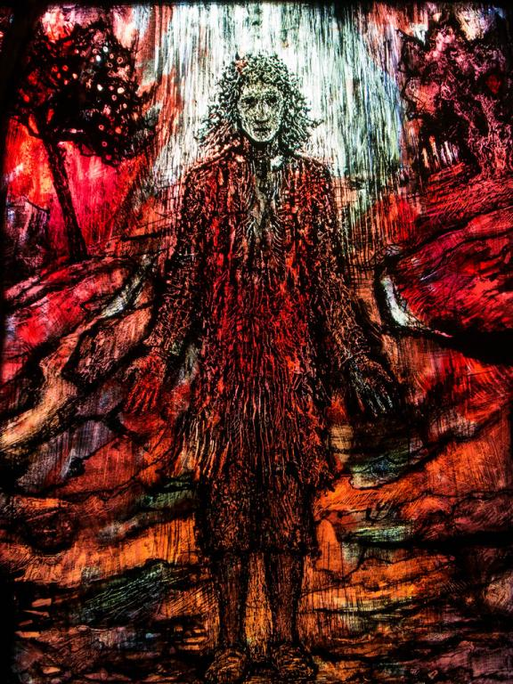 Thomas Traherne traherne stained glass