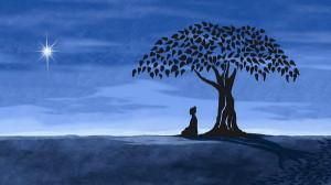 Buddha morning star
