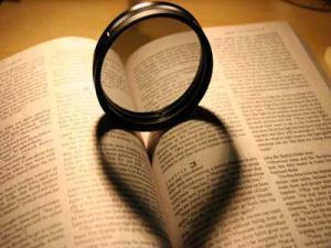 bible, heart