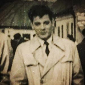 My father. Photo: Camelia Elias