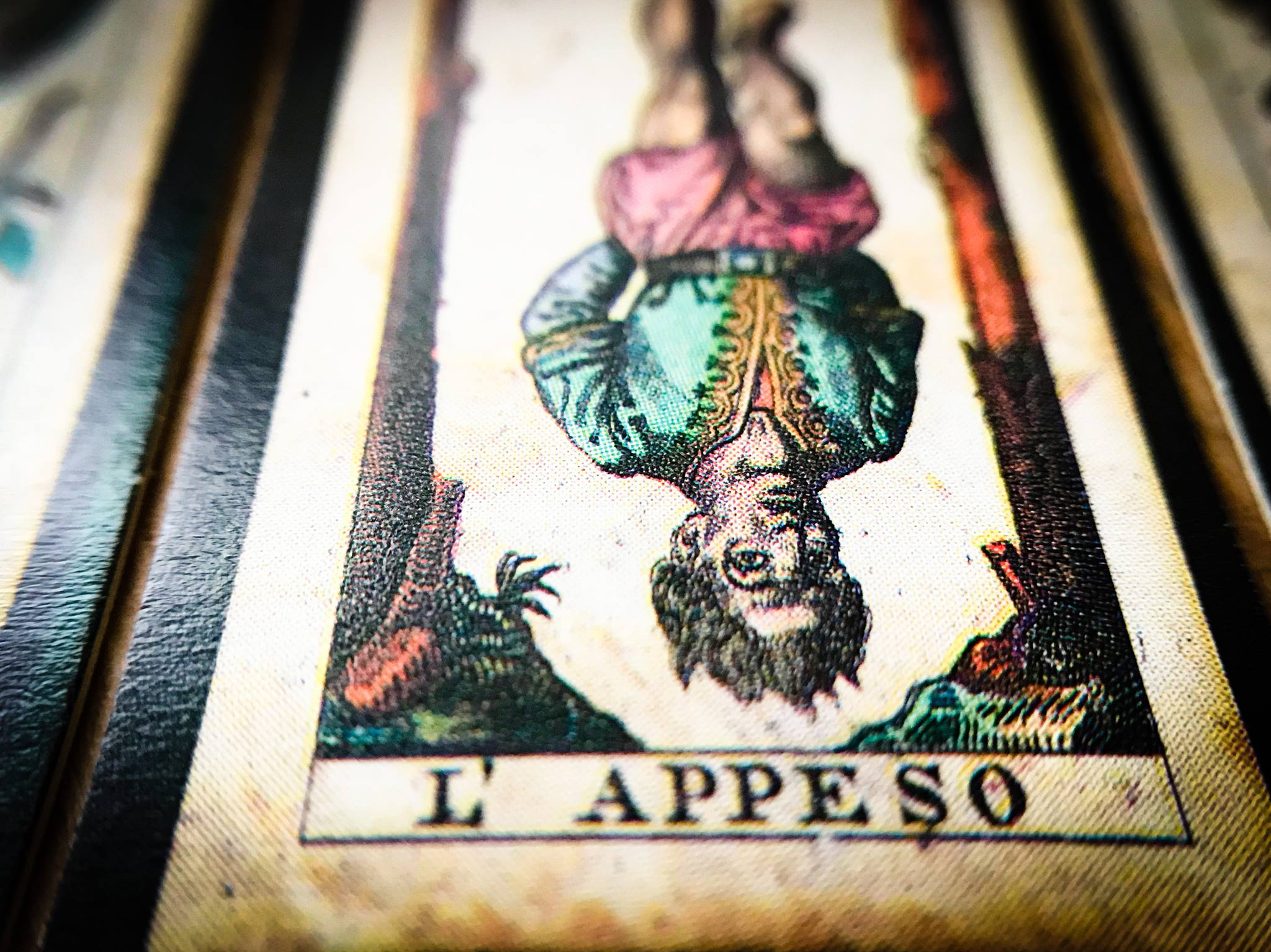 Soprafino Tarot (Photo: Camelia Elias)