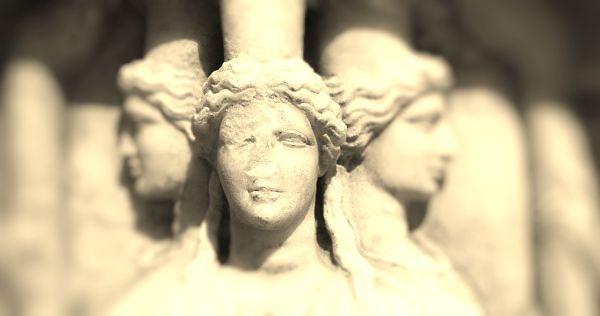 Image of Triple Goddess Hekate