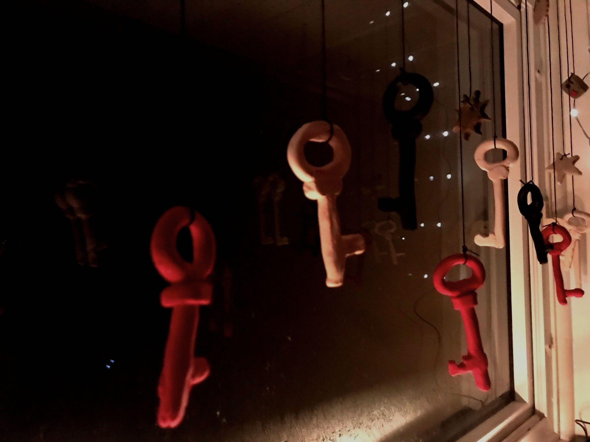 Nine Keys Ritual