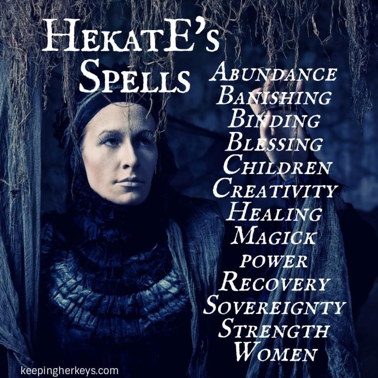 Hekate Witch Goddess
