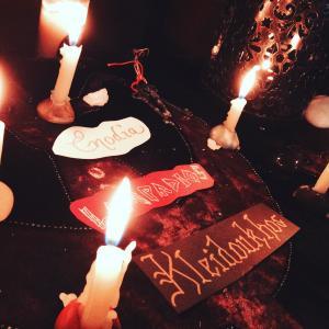 Getting Hekate's Attention | Cyndi Brannen