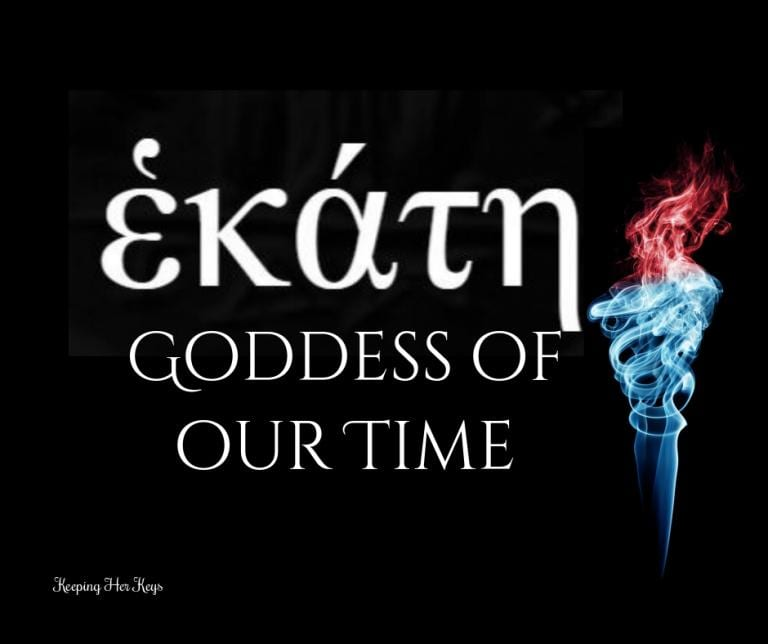 Hekate Hecate Goddess of our time