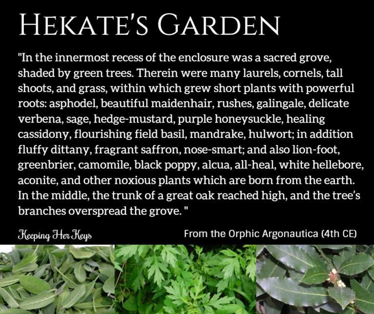 Hekate's Modern Witchcraft: A Short Introduction | Cyndi Brannen