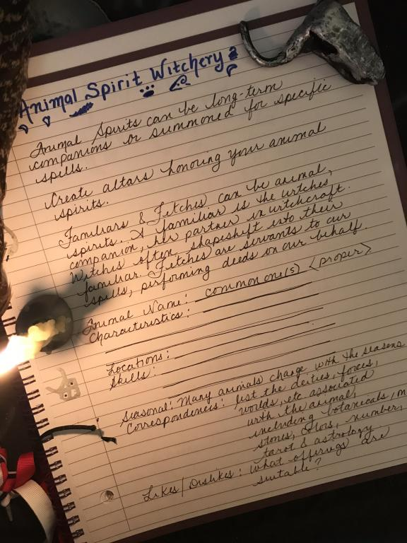 Modern Hekatean Witchcraft: Working With Animal Allies