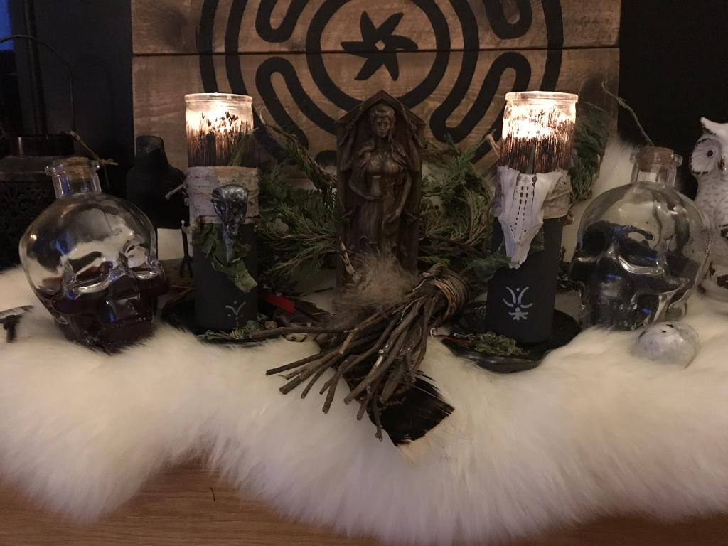 Hekate & December: Witchcraft for the Darkest Month & The