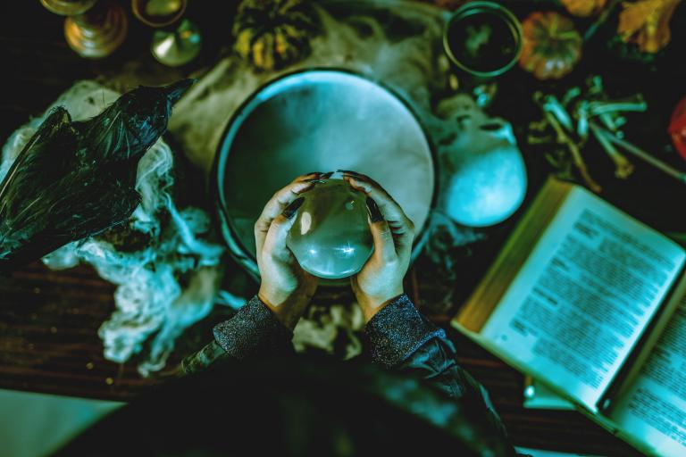 Witches Are Soul Collectors | Cyndi Brannen