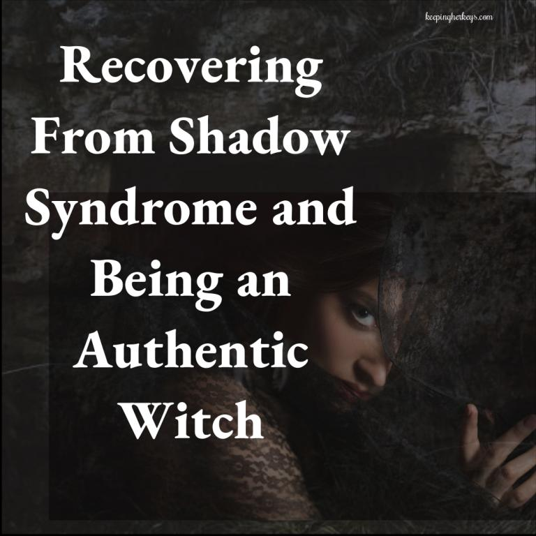 Are You A Real Witch? The 13 Symptoms of Shadow Syndrome And Ways To