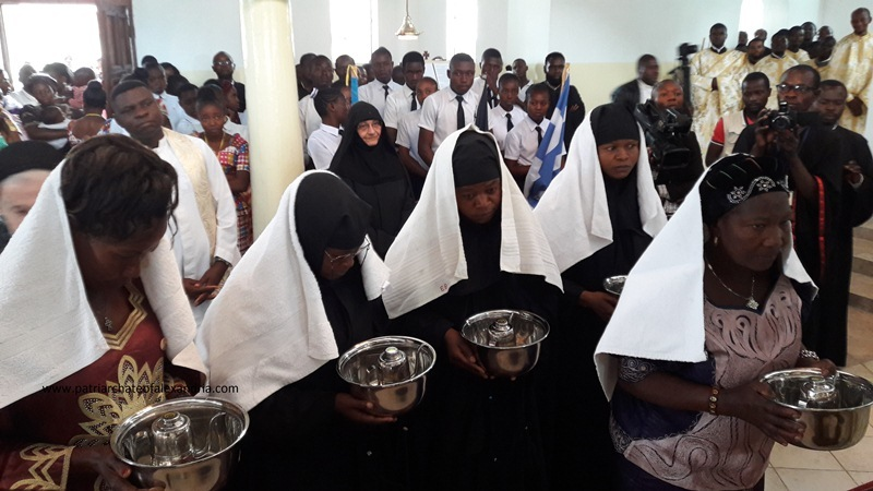 Women deacons in the Congo (Alexandrian Patriarchate)