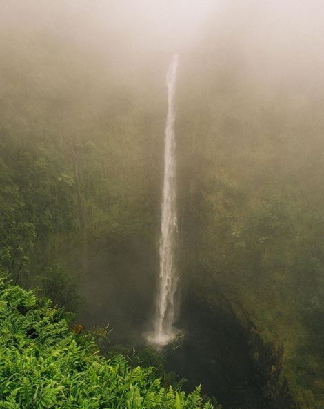 Mist, vapor, water divide