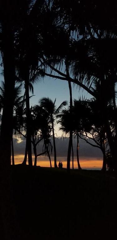 Mormon Gratitude Sunset at Ko'Olina