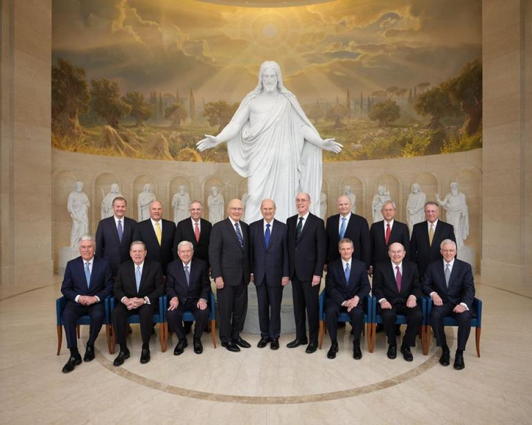 prophets and apostles witness in Rome Italy