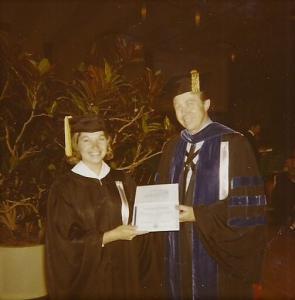 college student graduates