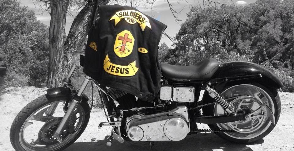 bikers jesus soldiers mc bibles thought slo roll christian generally aren
