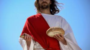 Jesus feeds the 5000