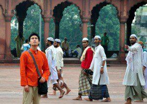 Jama Masjid - Delhi, India 2010