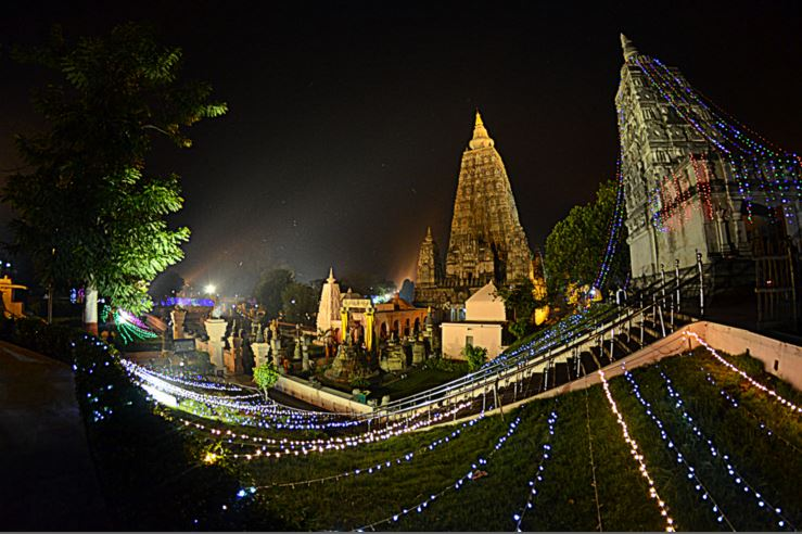 7 Second stupa
