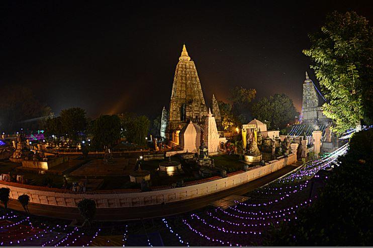 8 Both stupas