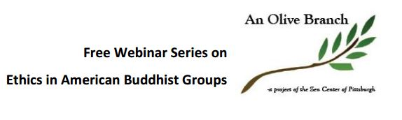 olive branch buddhist ethics webinar