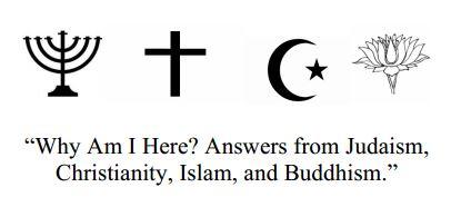 why am I hear - interfaith dialogue