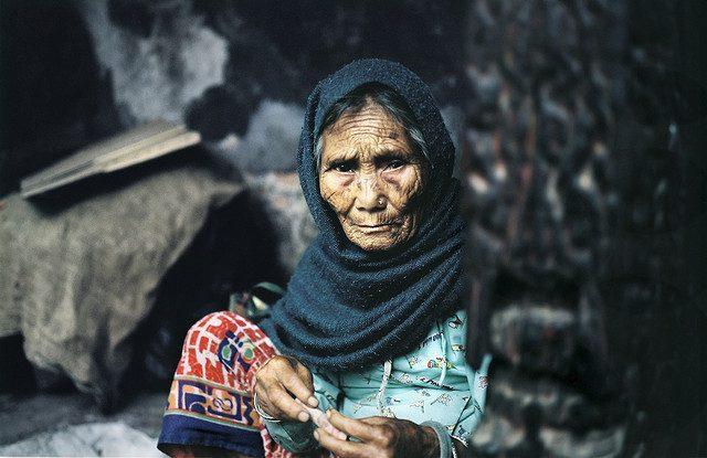 Nepali Woman I, Kathmandu