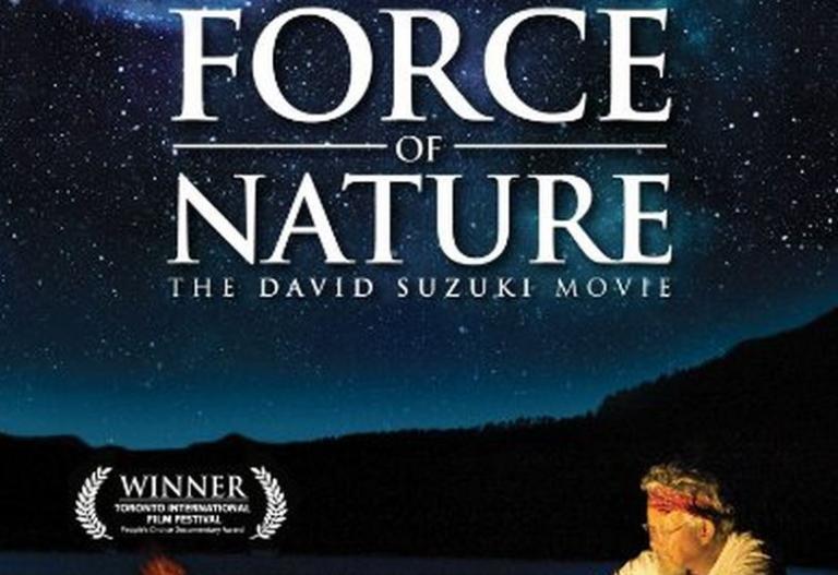 david suzuki movie force of nature