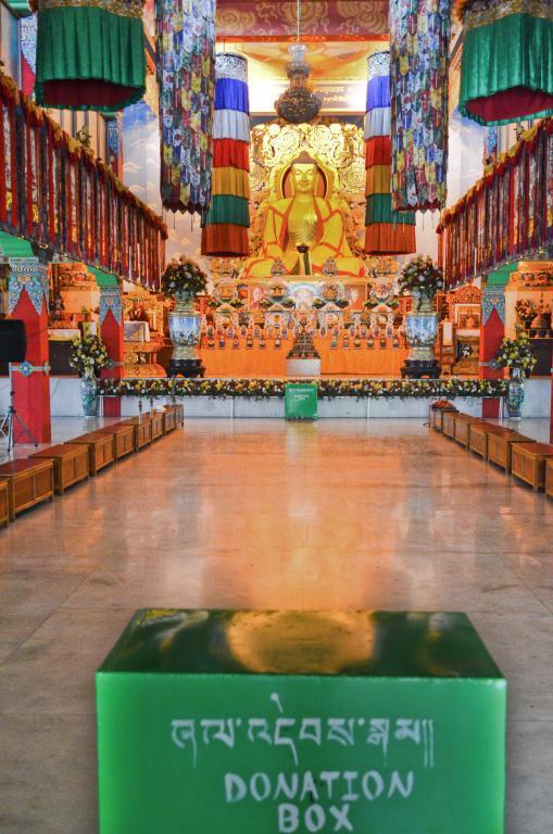 Tergar Monastery, Bodhgaya, India (2014)
