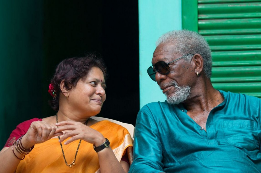 Morgan Freeman on Hindu cosmology Story of God