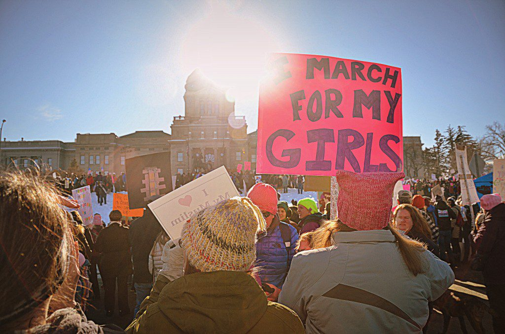 I march for my girls (2)
