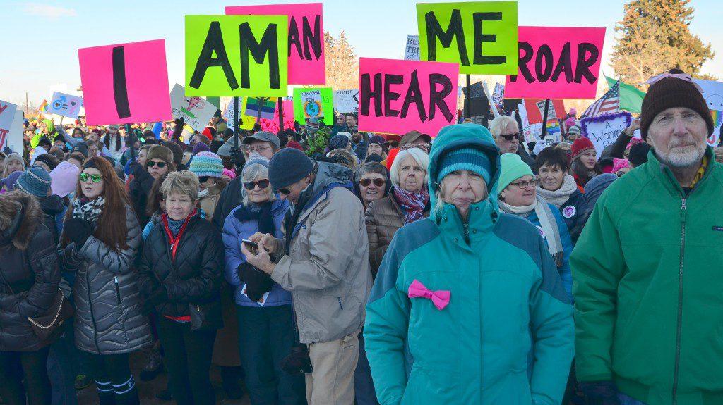 I Am -an Hear Me Roar