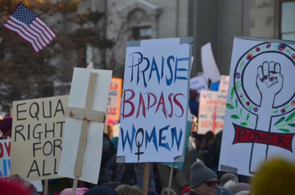 Praise Badass Women
