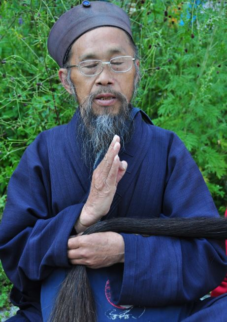 taoist master china