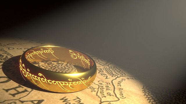 magic ring, lord of the rings, ring of gyges