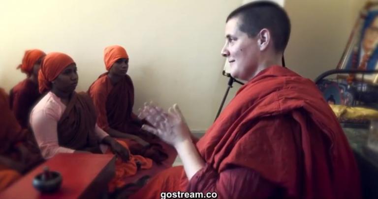 Progressive Buddhism: An Australian Buddhist Nun Speaks on Tibetan Buddhism, Patriarchy, and India