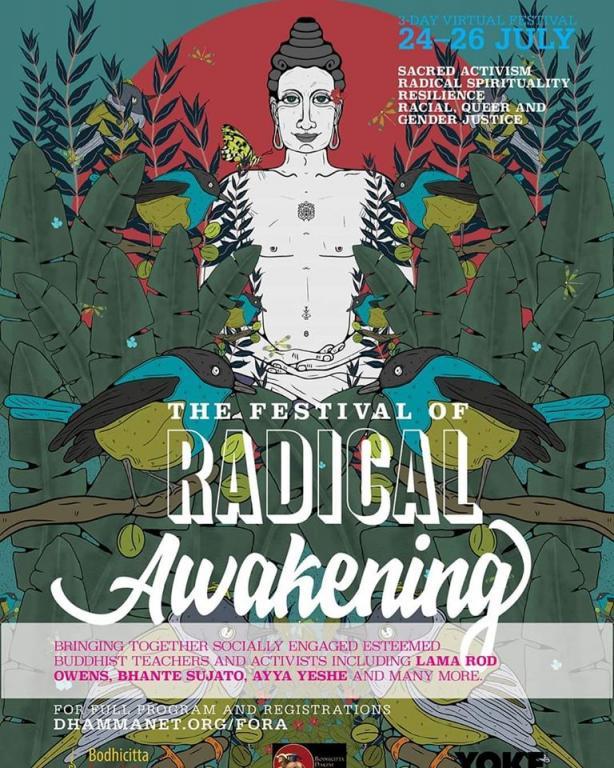 A Festival of Radical Awakening: Socially Engaged Buddhism Today