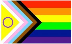 2021 updated Pride Flag