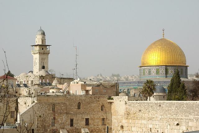 What's Happening In Israel Isn't About Jesus
