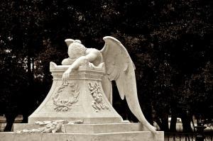 Angel of Grief. (c) 2011 Ed Nh (via Flickr)