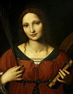 Bernardino_Luini_-_Saint_Catherine
