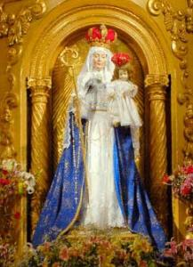 Statue of Our Lady of Good Success, Ecuador