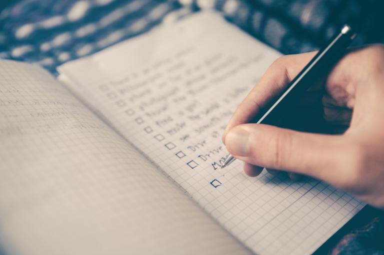 4 Tips to Effective Goal Setting