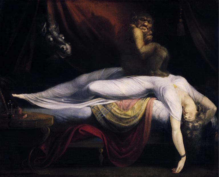Hexes, Curses, and Psychic Attacks: How to Diagnose   Scarlet Magdalene